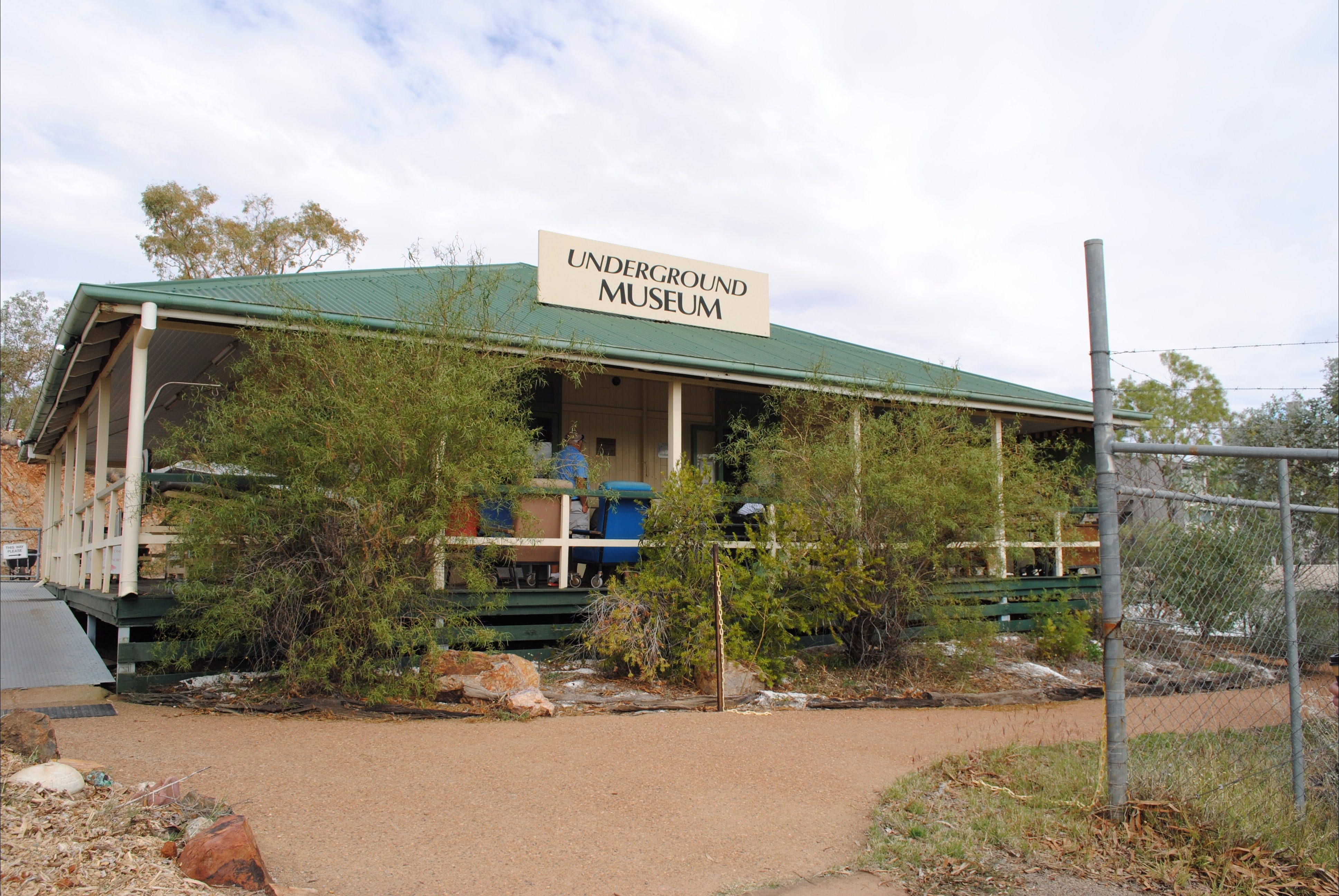 Mount Isa Underground Hospital and Museum - Surfers Gold Coast
