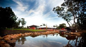 Savannah Visitor Plaza Taronga Western Plains Zoo Dubbo - Surfers Gold Coast