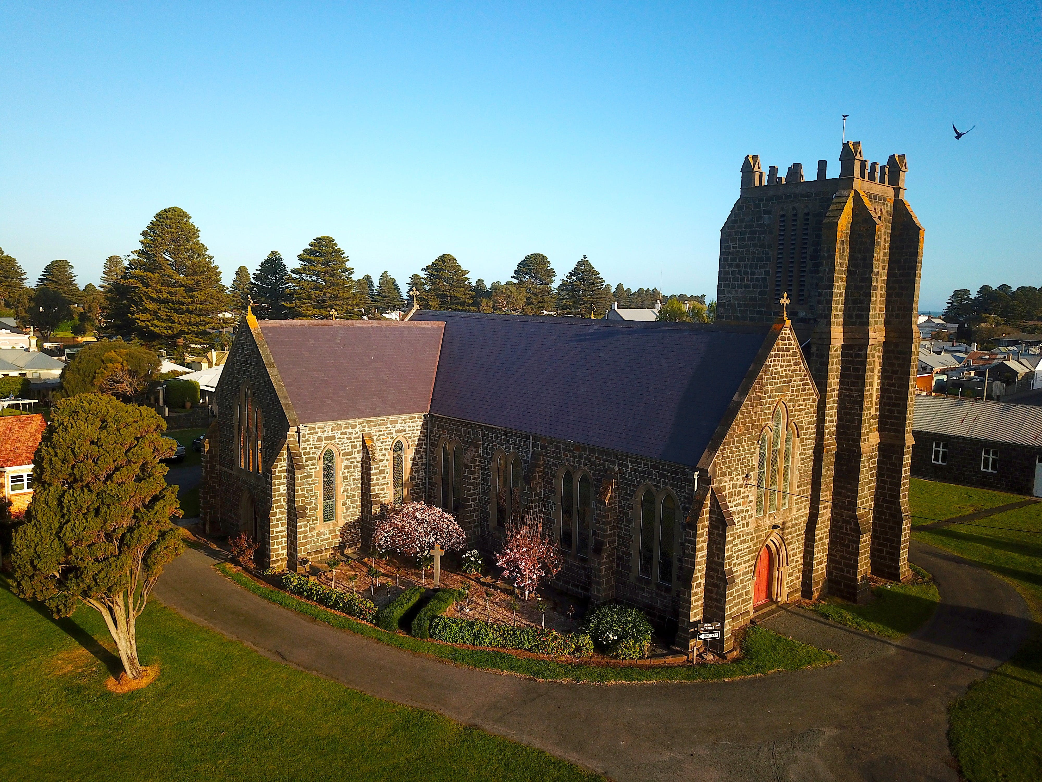 St John's Anglican Church Port Fairy - Surfers Gold Coast