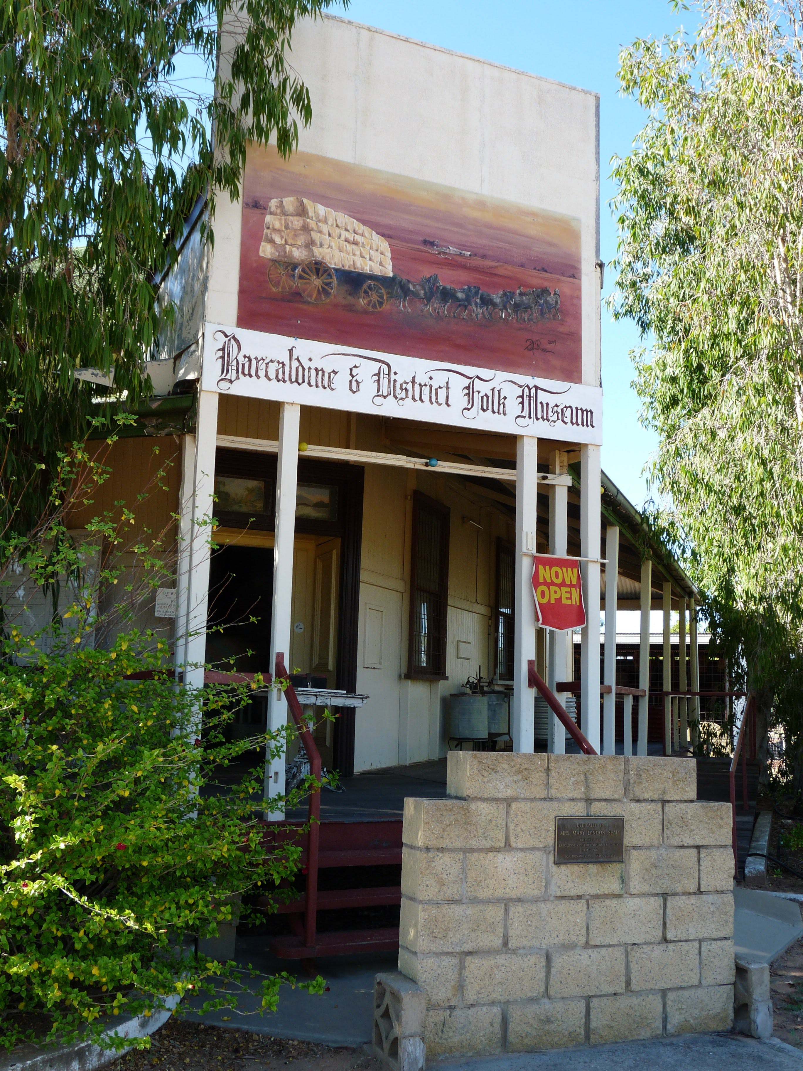 Barcaldine and District Historical Museum - Surfers Gold Coast