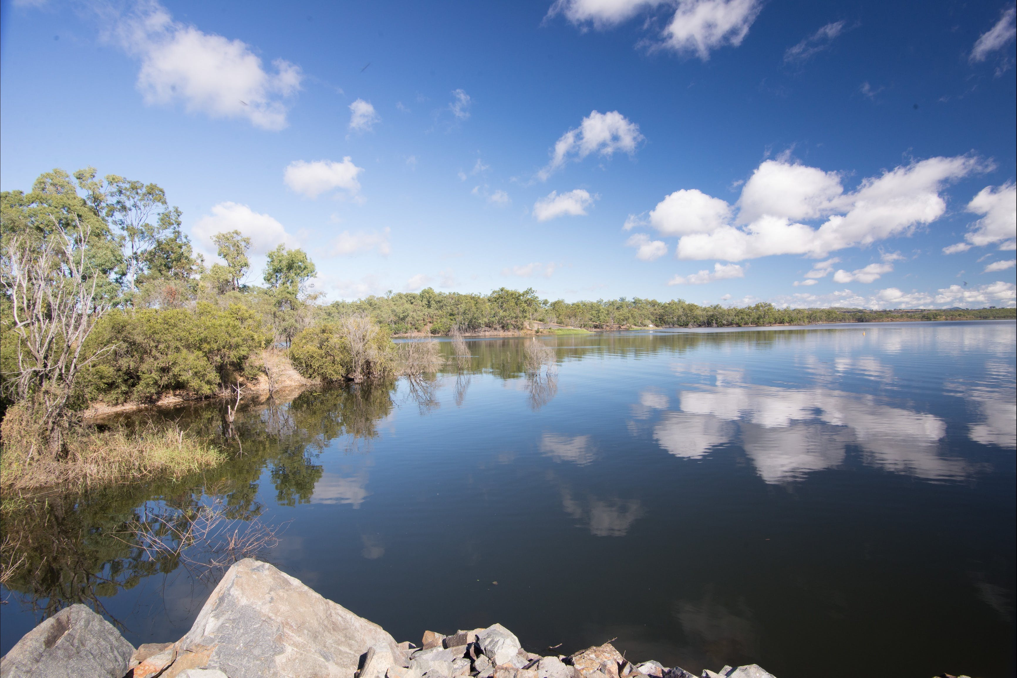 Bundaberg North Burnett Region Dams - Surfers Gold Coast