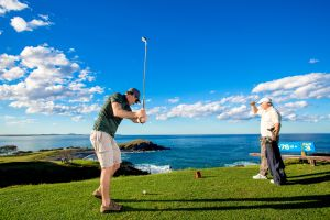 Crescent Head Country Club Golf Course - Surfers Gold Coast