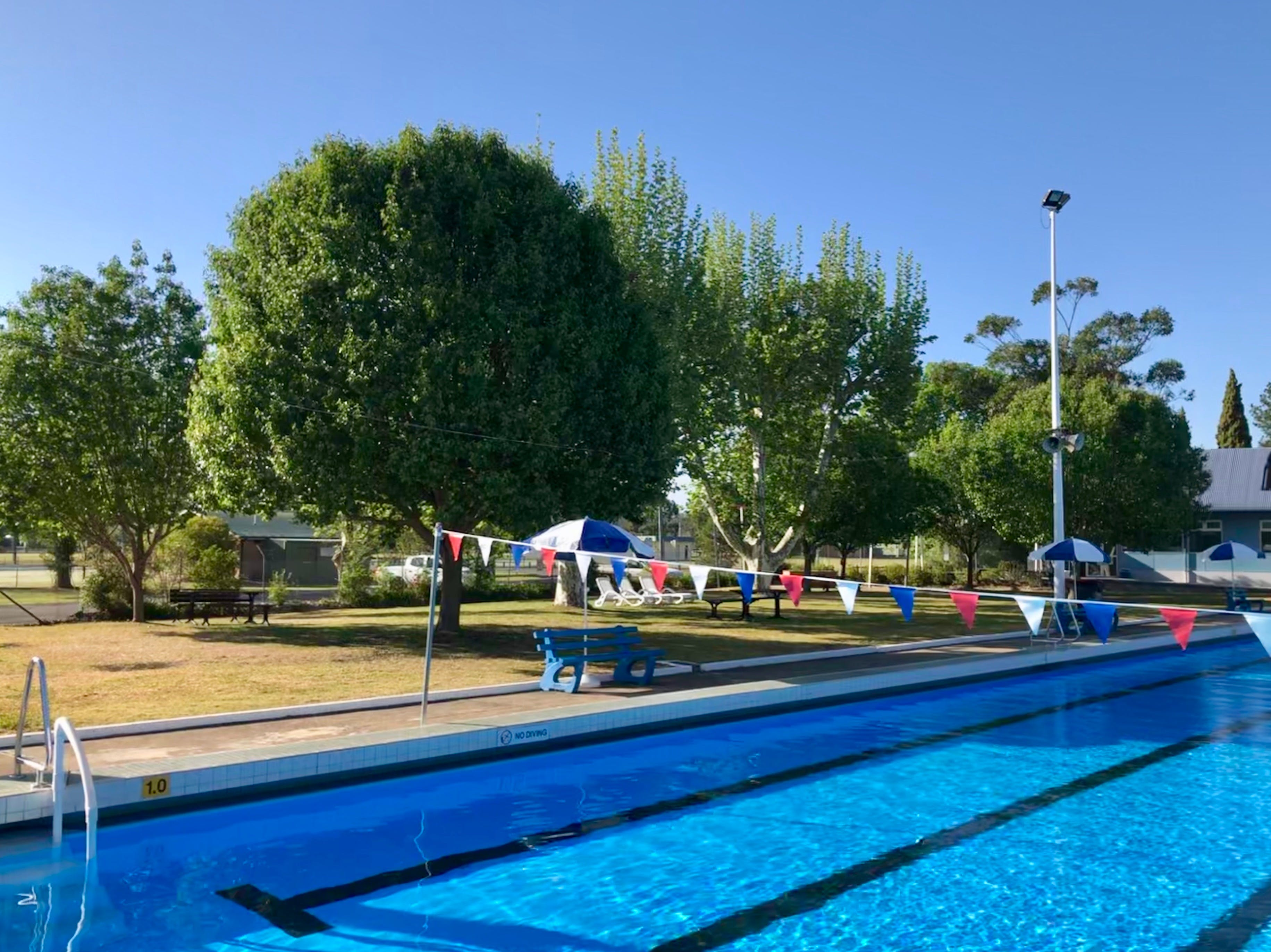 Gloucester Olympic Pool Complex - Surfers Gold Coast