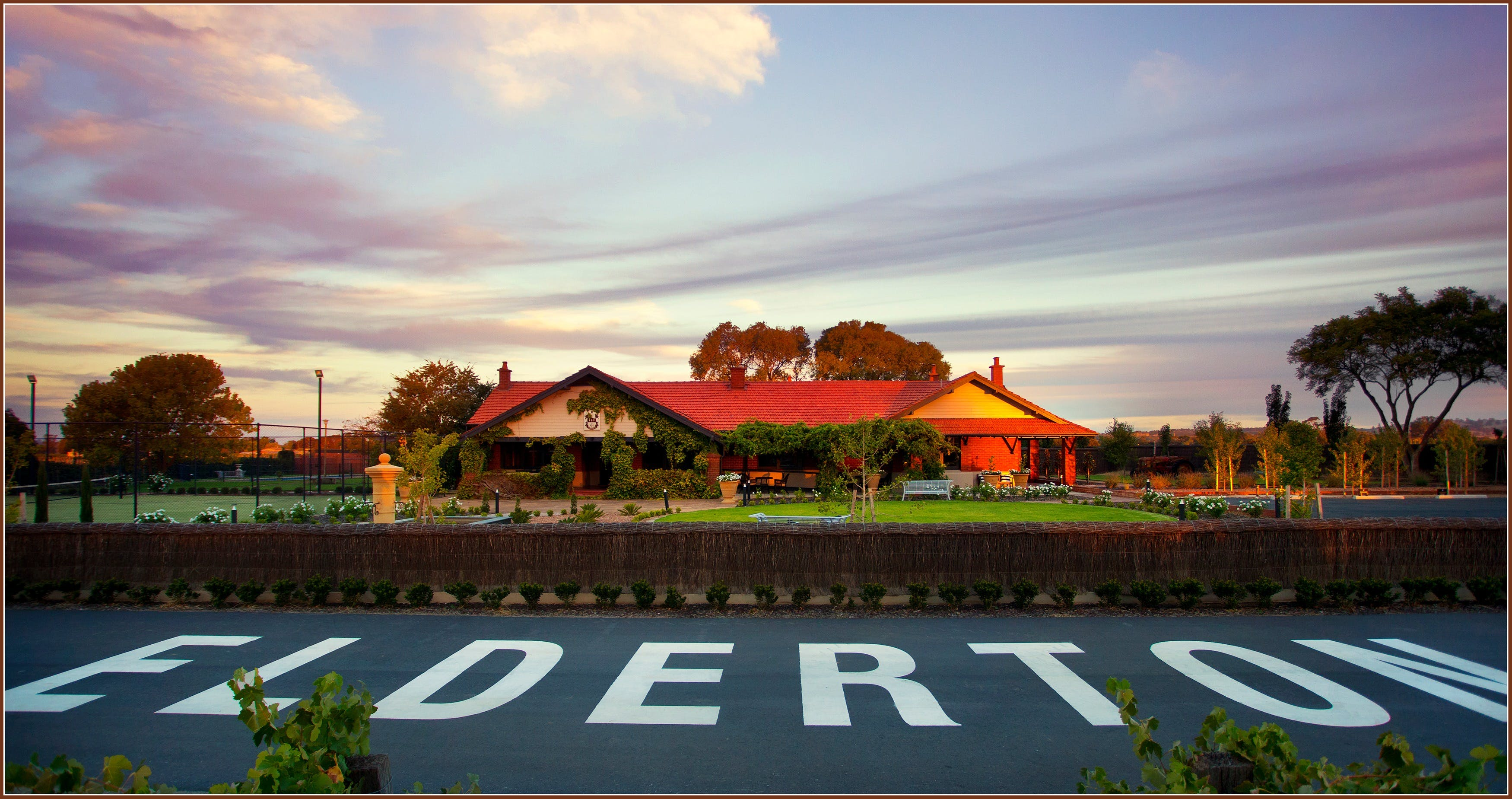 Elderton Wines Cellar Door - Surfers Gold Coast