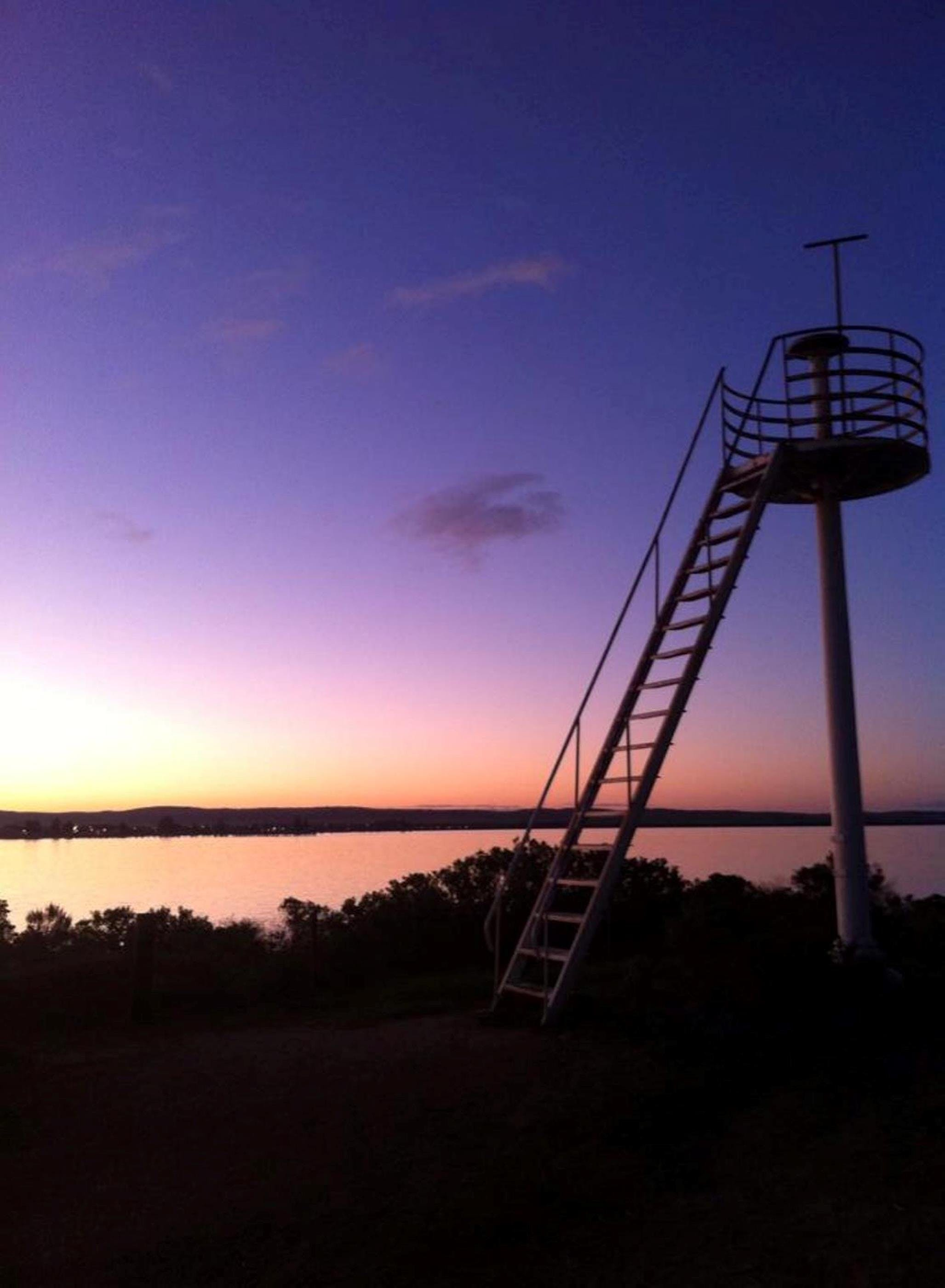 Island Lookout Tower And Reserve - Surfers Gold Coast