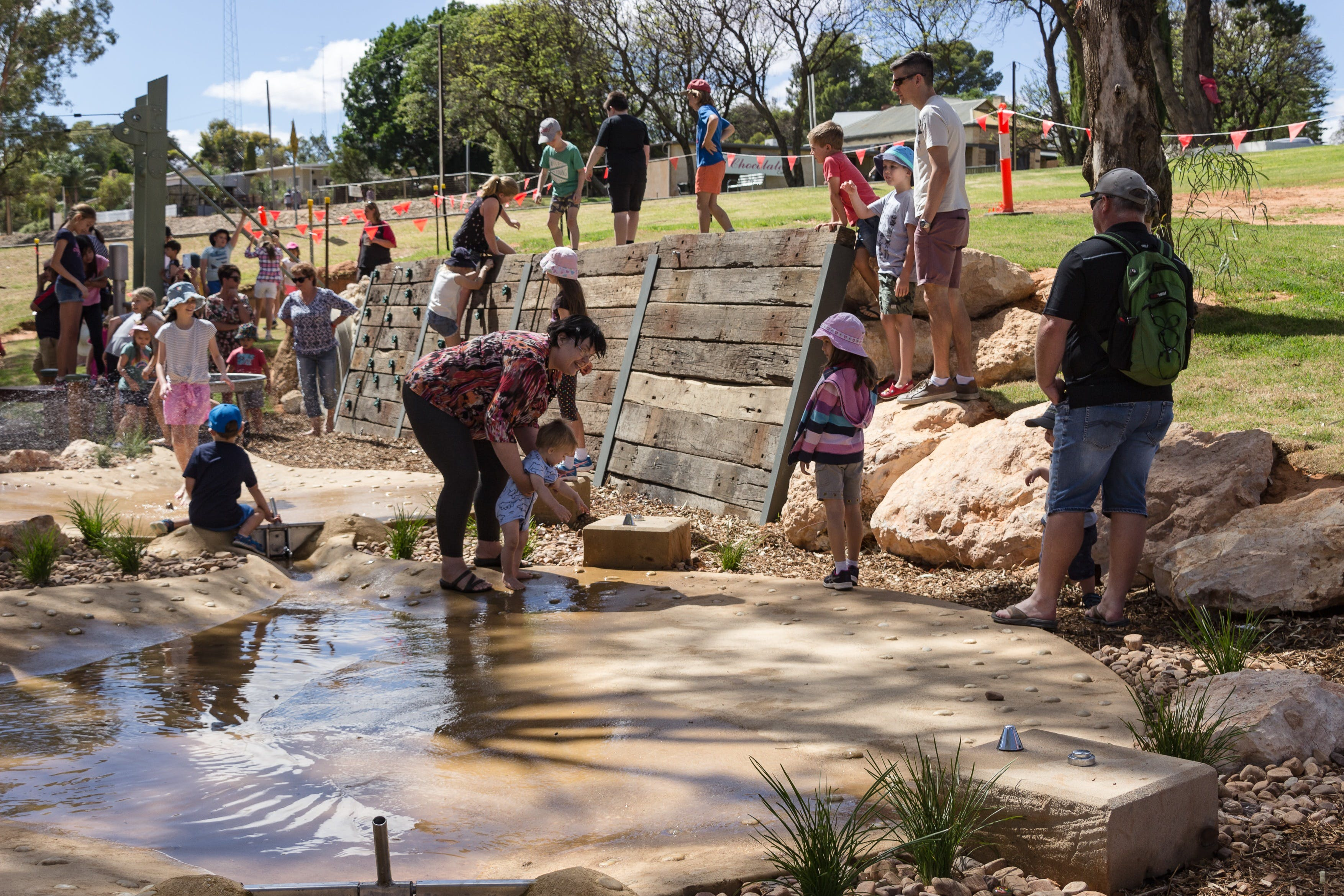Waikerie Water and Nature Play Park - Surfers Gold Coast