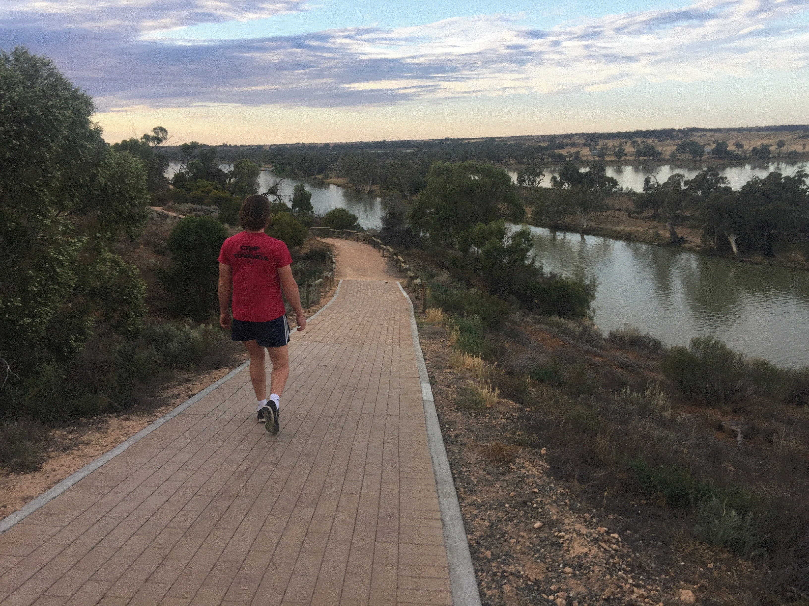 Waikerie Rotary Cliff Top Walk - Surfers Gold Coast
