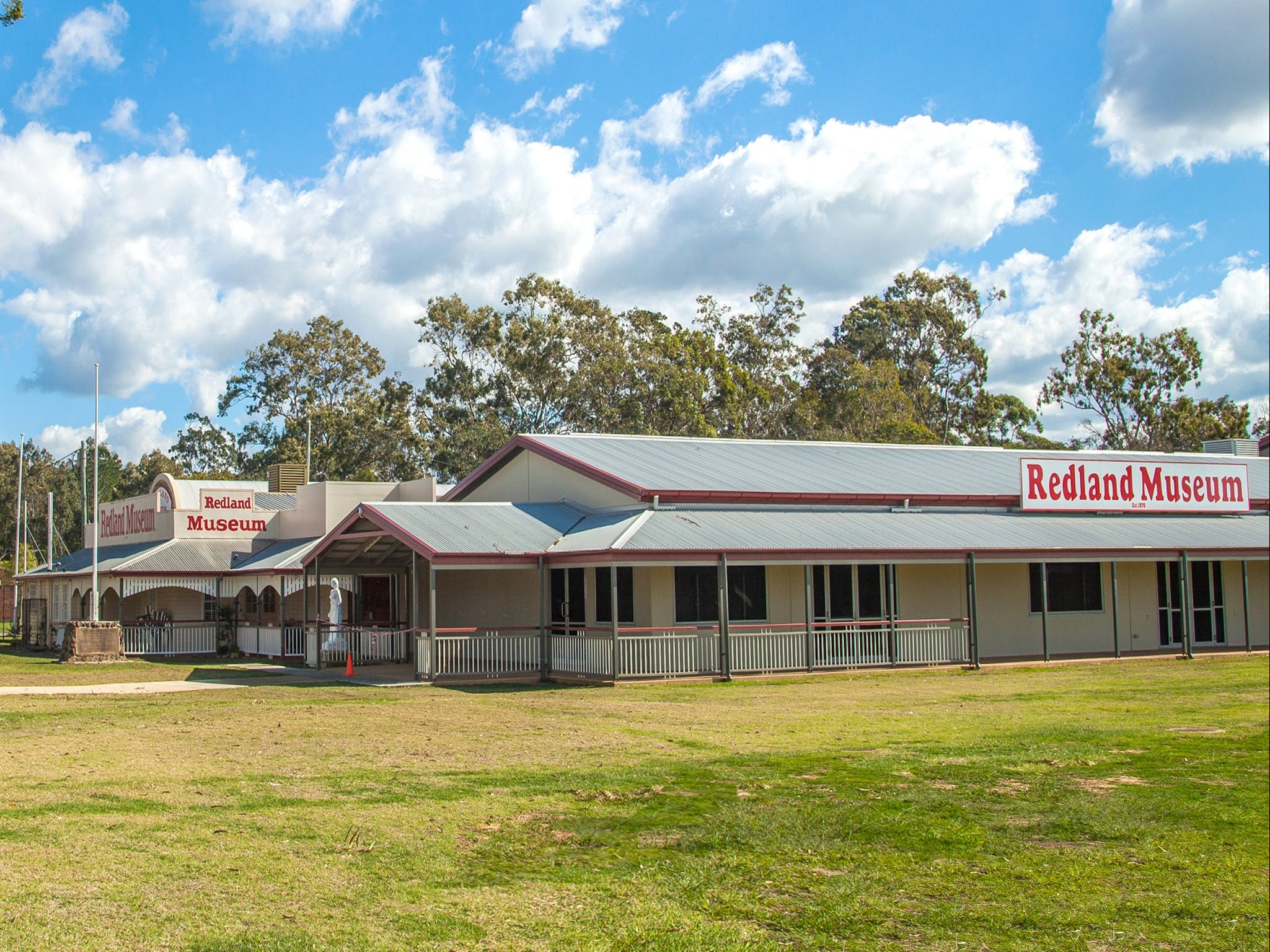 Redland Museum Inc - Surfers Gold Coast