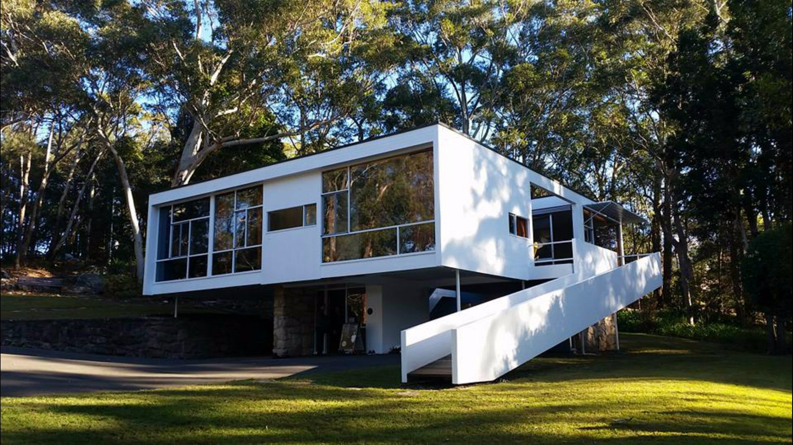 Rose Seidler House - Surfers Gold Coast