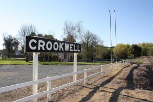 Crookwell Railway Station - Surfers Gold Coast
