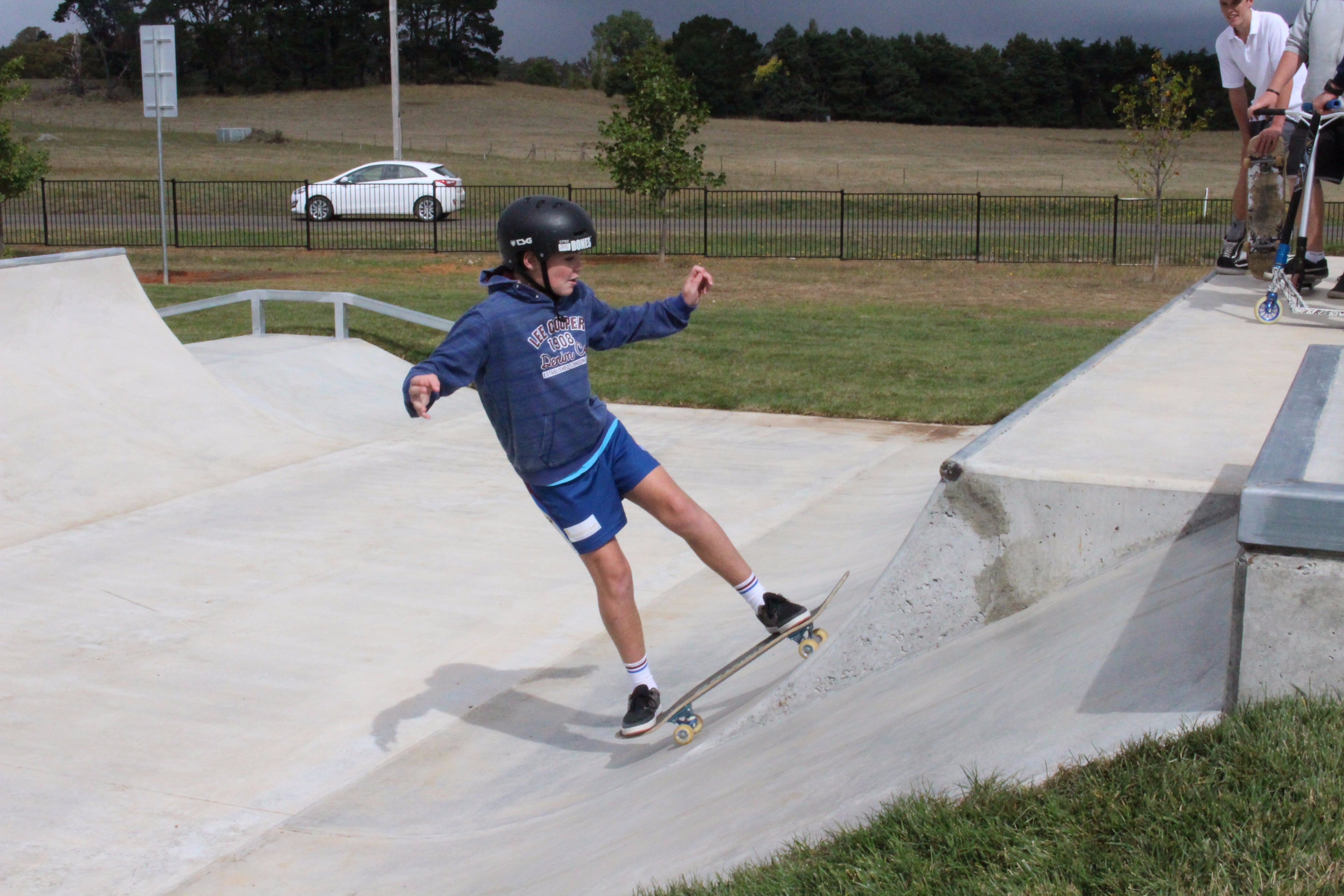Crookwell Skate Park - Surfers Gold Coast