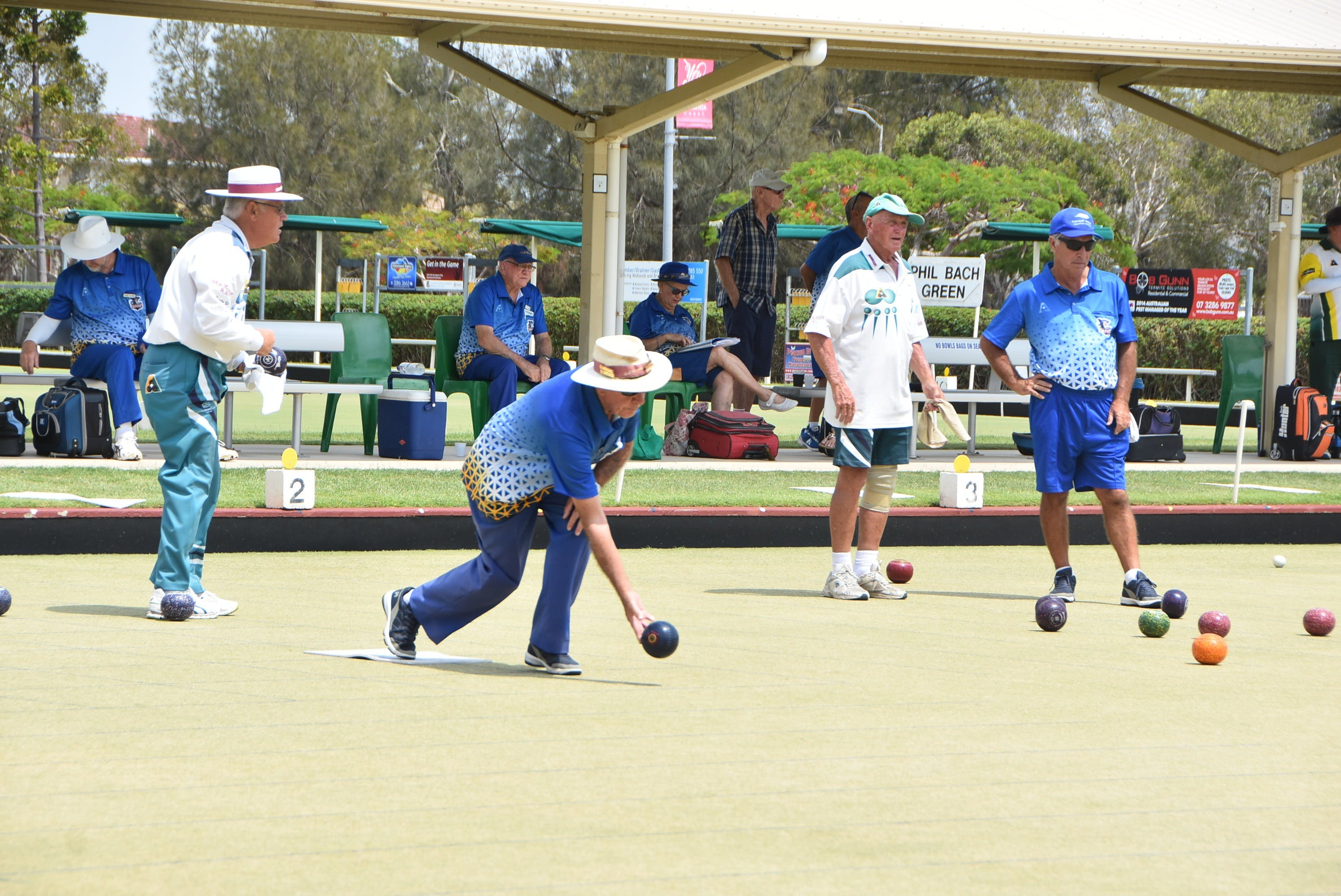Cleveland Sharks Bowls Club - Surfers Gold Coast