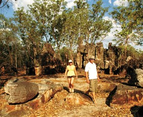 The Lost City - Litchfield National Park - Surfers Gold Coast