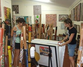 Top Didj and Art Gallery - Surfers Gold Coast