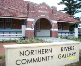 Northern Rivers Community Gallery - Surfers Gold Coast