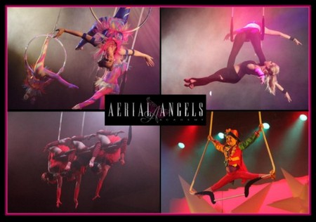 Aerial Angels - Surfers Paradise Gold Coast