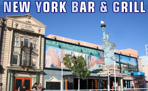 New York Bar  Grill - Surfers Gold Coast