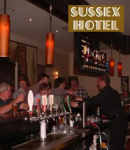 Sussex Hotel - Surfers Gold Coast