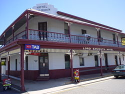 Lord Exmouth Hotel - Surfers Gold Coast