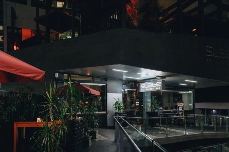 Slate Restaurant Bar - Surfers Gold Coast