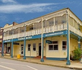 Federal Hotel Bellingen - Surfers Paradise Gold Coast