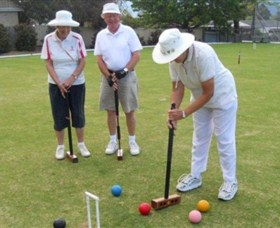 Nowra Croquet Club - Surfers Paradise Gold Coast