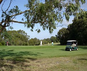 Leongatha Golf Club - Surfers Gold Coast