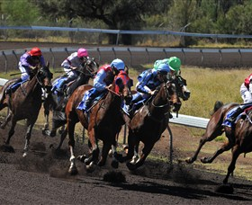 Alice Springs Turf Club - Surfers Gold Coast