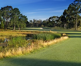 Commonwealth Golf Club - Surfers Paradise Gold Coast