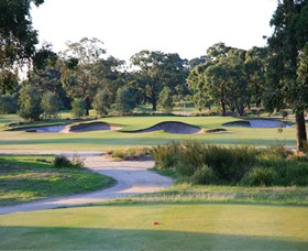 Huntingdale Golf Club - Surfers Paradise Gold Coast