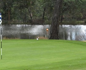 Hepburn Springs Golf Club - Surfers Gold Coast