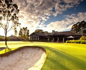 Vintage Golf Club - Surfers Gold Coast