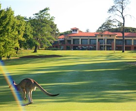 Royal Canberra Golf Club - Surfers Paradise Gold Coast