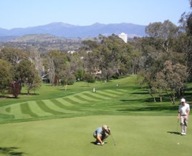 Fairbairn Golf Club - Surfers Gold Coast