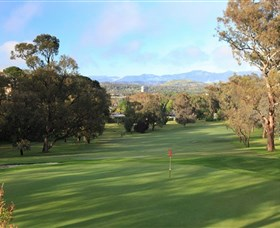 Federal Golf Club - Surfers Gold Coast