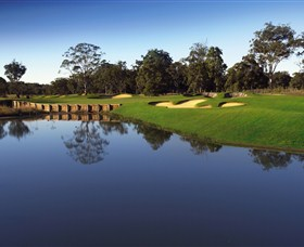 Kooindah Waters Golf Club - Surfers Gold Coast