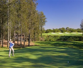 Hunter Valley Golf and Country Club - Surfers Paradise Gold Coast