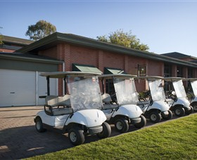 Country Club Tasmania Golf Course - Surfers Gold Coast
