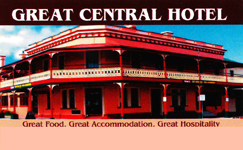 Great Central Hotel - Surfers Gold Coast