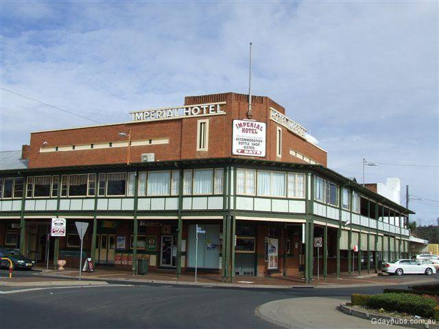 Imperial Hotel Coonabarabran - Surfers Paradise Gold Coast