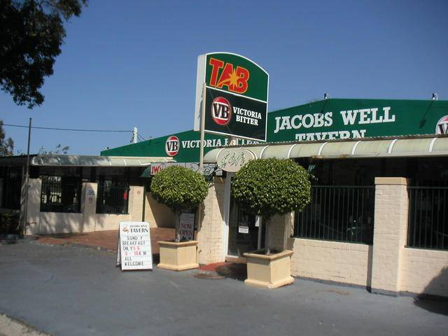 Jacobs Well Bayside Tavern - Surfers Gold Coast