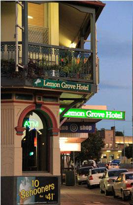 Lemon Grove Hotel - Surfers Gold Coast