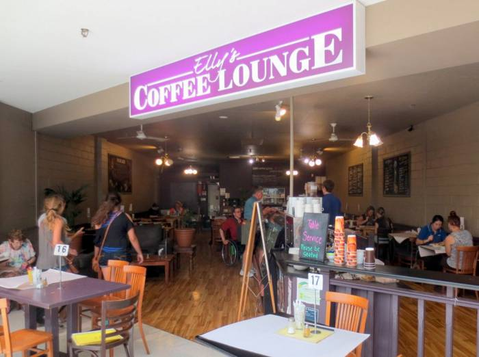 Ellys Coffee Lounge - Surfers Paradise Gold Coast