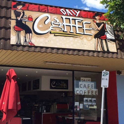 Daly Coffee Den - Surfers Gold Coast