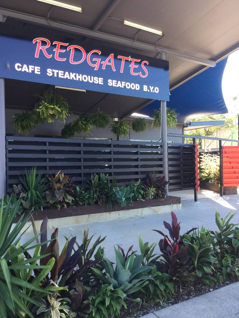 Redgates Caf Steakhouse Seafood - Surfers Gold Coast