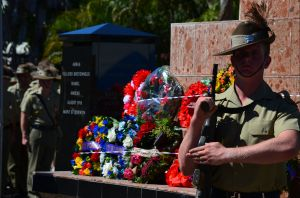 Anzac Day Charters Towers - Surfers Gold Coast