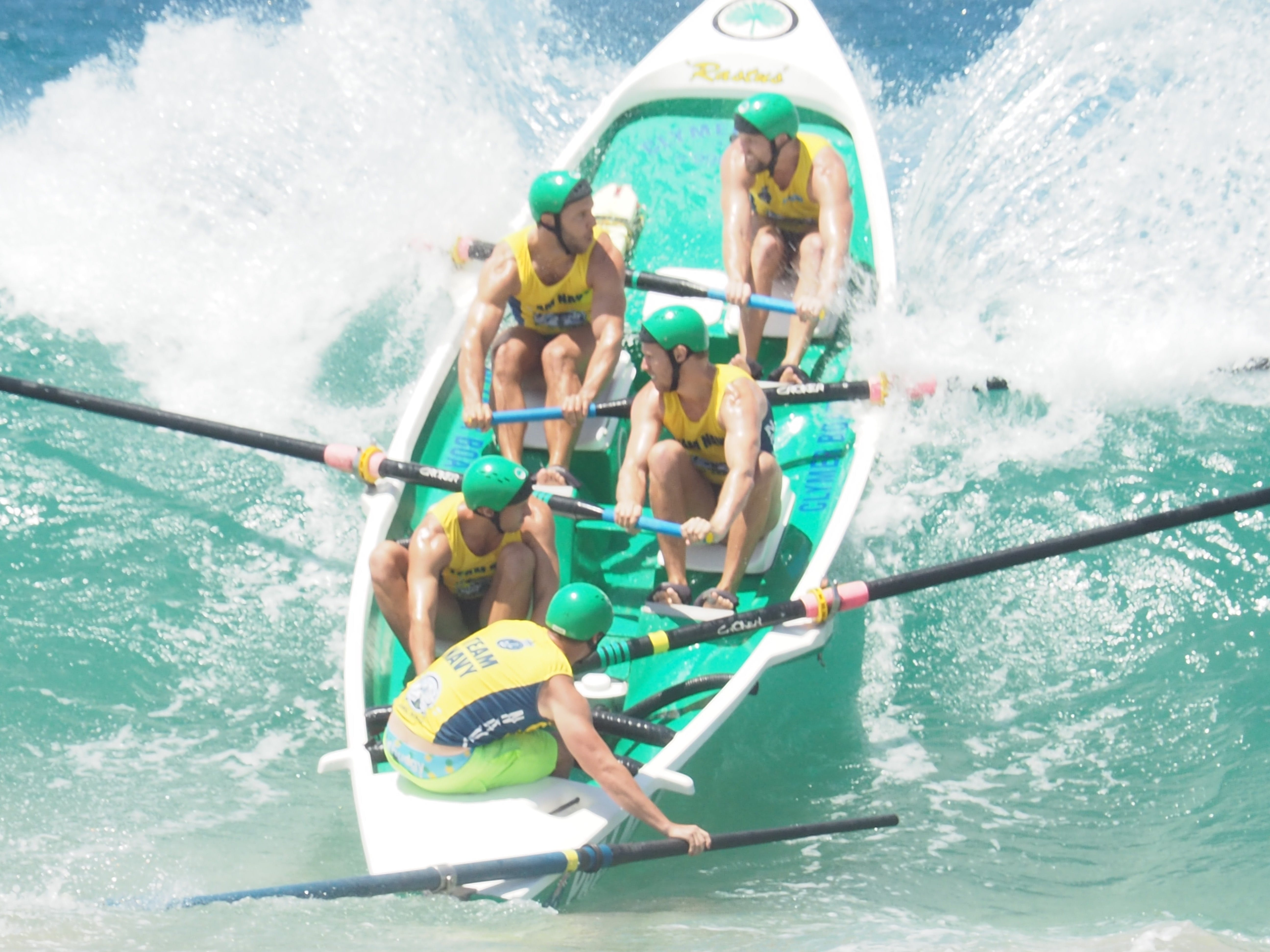 Australian Surf Rowers League Open - Surfers Gold Coast