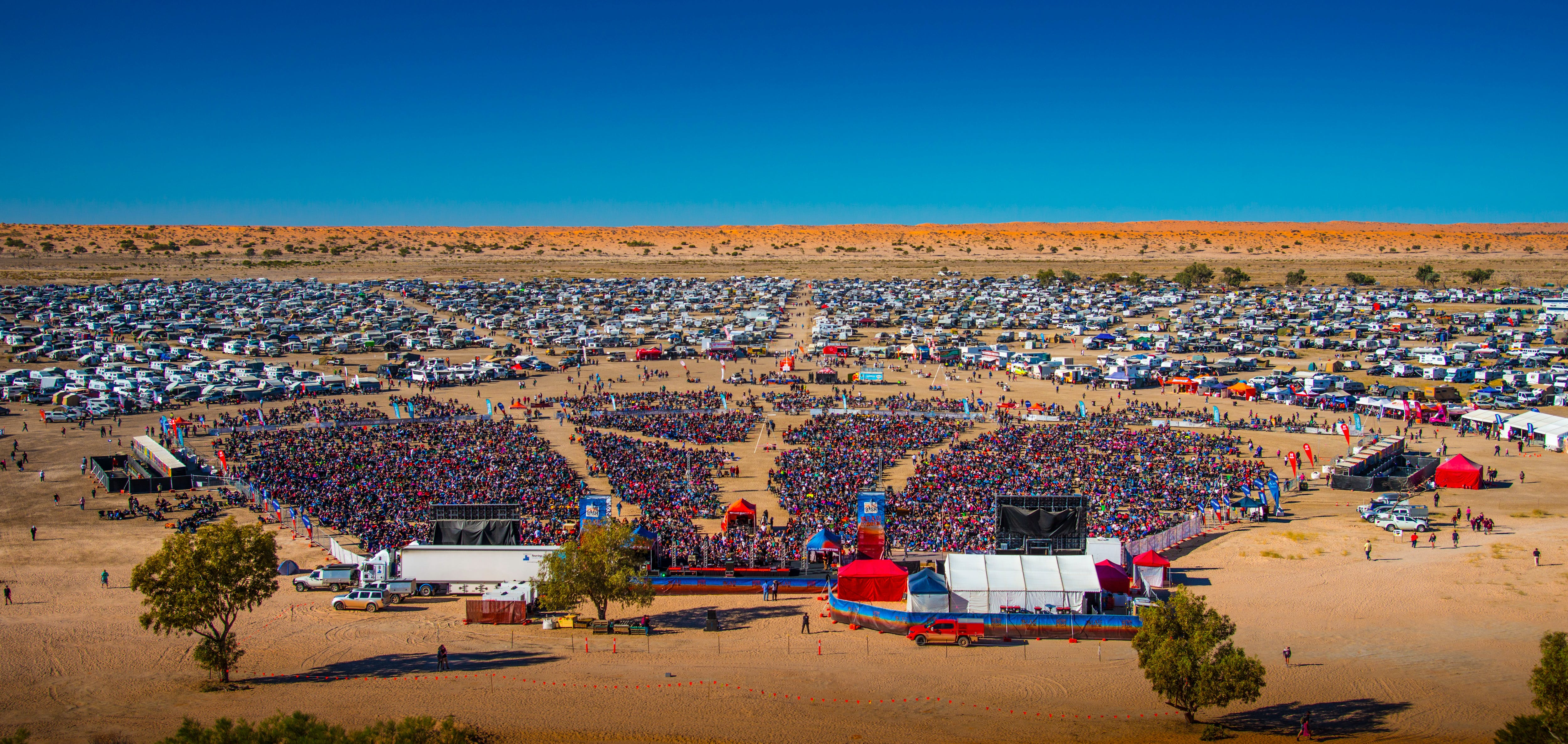 Birdsville Big Red Bash - Surfers Gold Coast