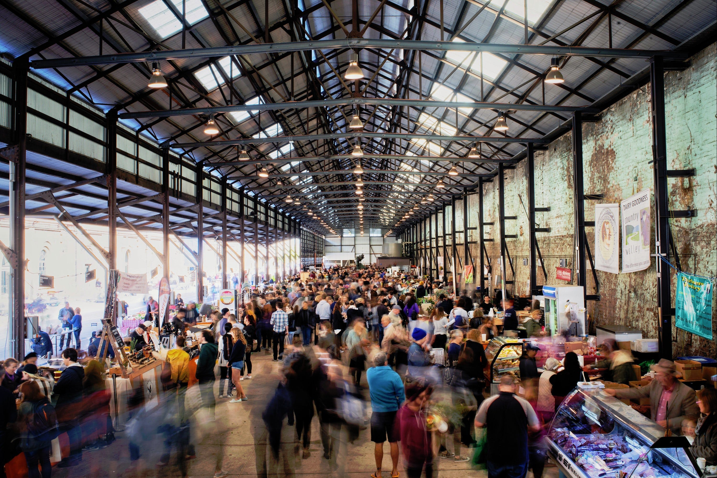 Carriageworks Farmers Market - Surfers Gold Coast