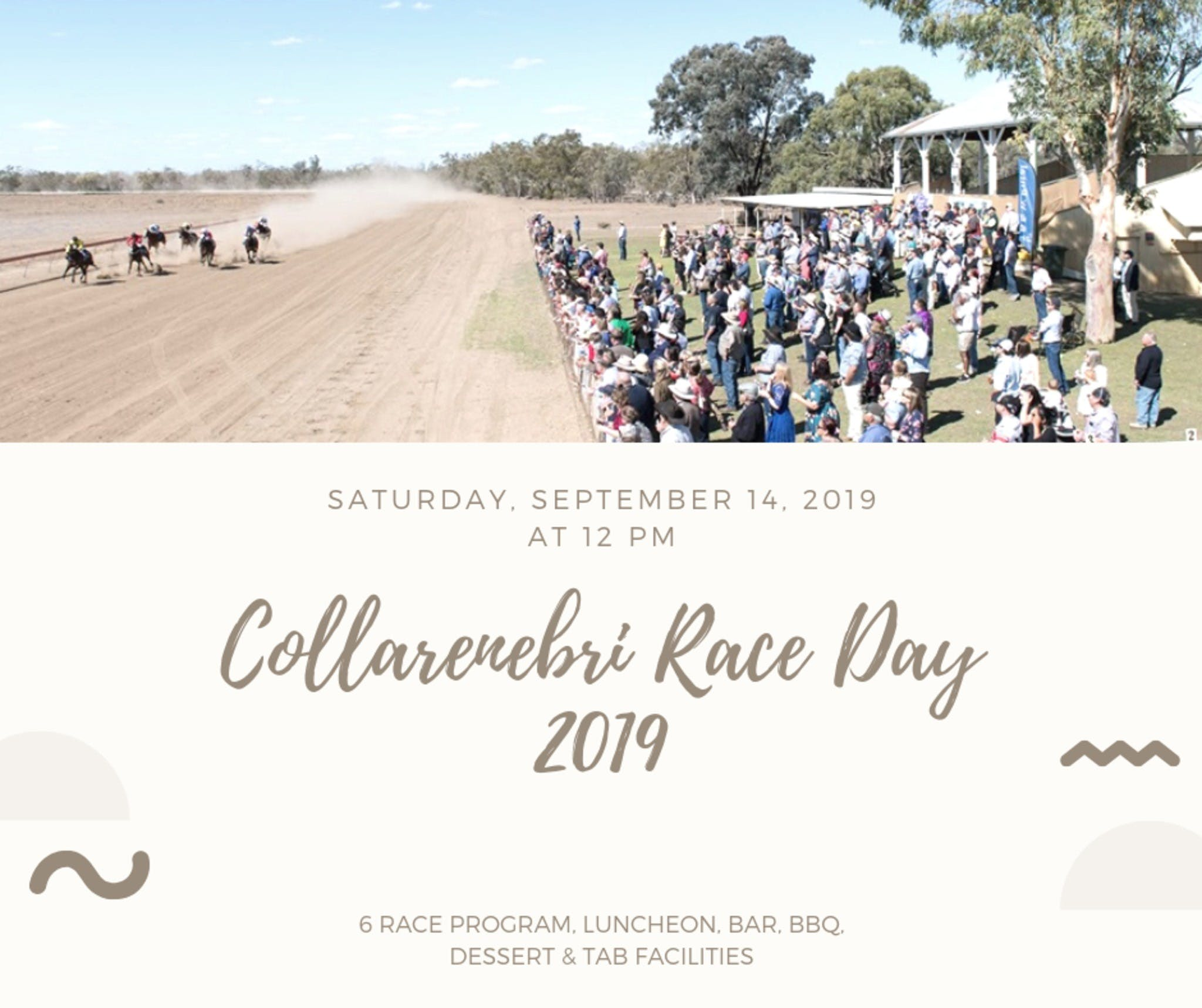 Collarenebri Races - Surfers Gold Coast